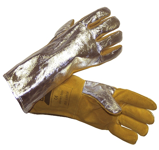 Сварочные перчатки HEAVY DUTY ALUMINIUM