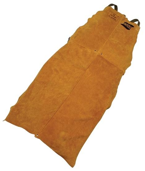 Кожаный фартук сварщика