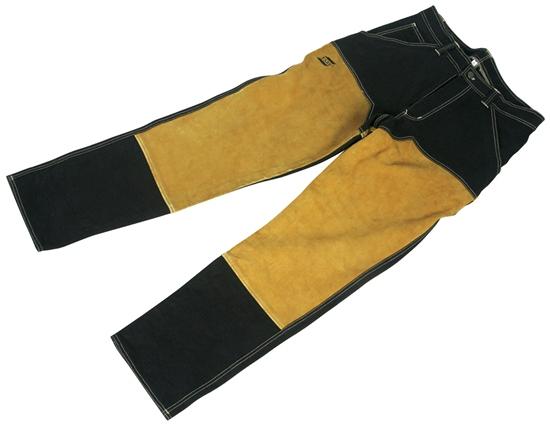 Кожаные брюки сварщика PROBAN WELDING TROUSERS