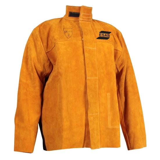 Кожаная куртка сварщика WELDING JACKET