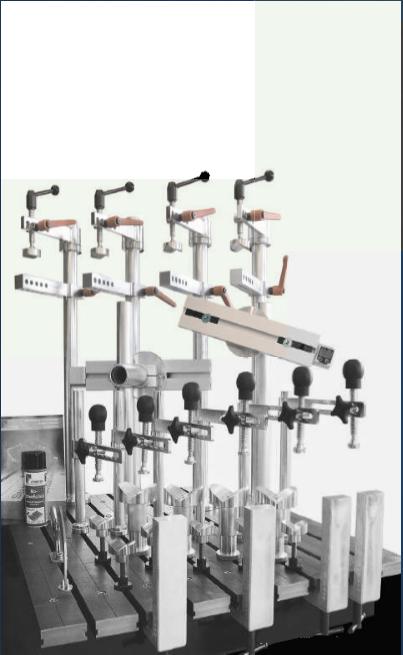 Комплект приспособлений для сварки труб 65013102
