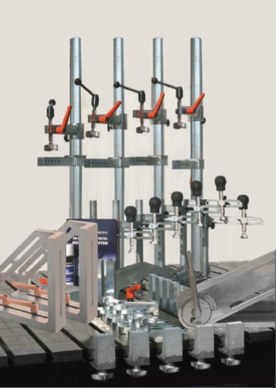 Комплект приспособлений для сварки корпусов 65013103