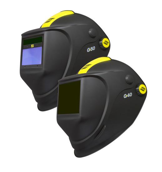 Сварочные маски G40, G50, G40 AIR И G50 AIR